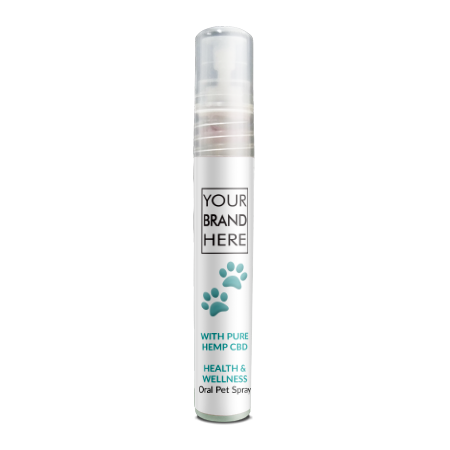 CBD Health & Wellness Spray for Pets
