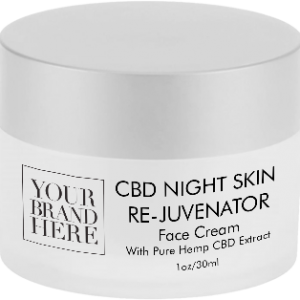 CBD Night Skin Rejuvenation Cream