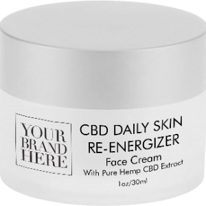 CBD Daily Skin Re-Energizer Cream