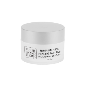 CBD Freeze Pain Rub Cream