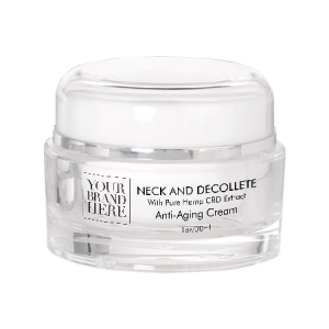 CBD Neck & Decollete Cream