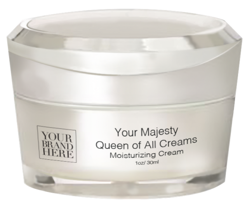 Skincare Your Majesty Queen Of All Creams 1oz MOCKUP 500x411 - CBD Queen of All Creams