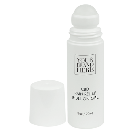CBD Pain Roll-On Gel