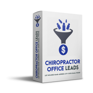 Chiropractor Office Leads