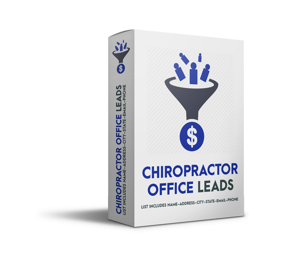 chiropractor office leads - Chiropractor Office Leads