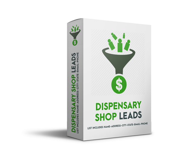 Cannabis Doctor-Dispensary Global Leads