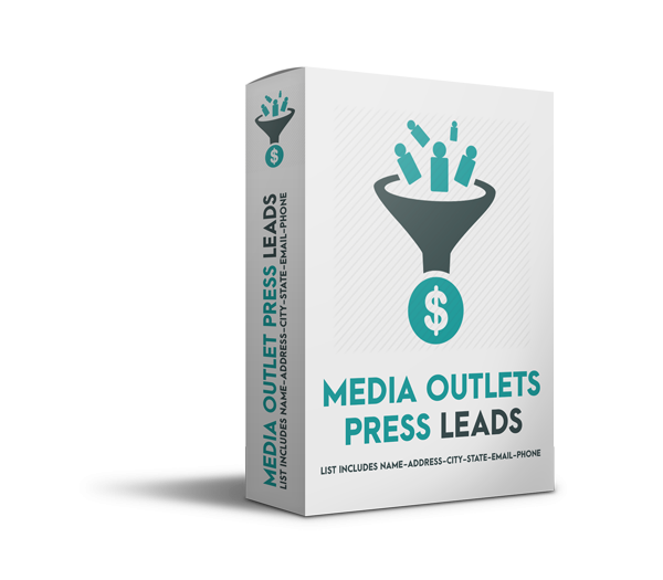 media outlets press releases leads - Media-Press Leads