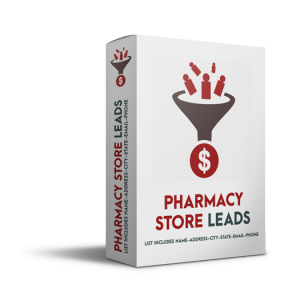 Pharmacy Store Leads