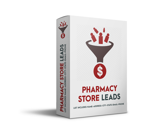 Pharmacy Store Leads - Wholesale White Label