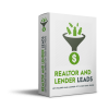 realtor and lender leads 100x100 - Realtor and Lender Leads