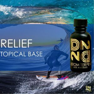 RELIEF-Topical Base Terpene